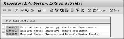 SAP ABAP - Customer Exits