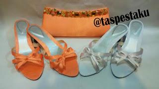 Handmade Tas Pesta dan Sandal Pesta Murah