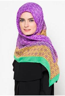 Contoh Jilbab Elzatta Terbaru