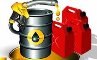 Berikut daftar tabel kebutuhan bahan bakar motor sesuai rasio kompresi :