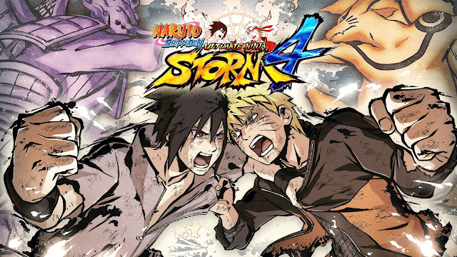 Naruto Shippuden: Ultimate Ninja Storm 4 Review - We Know Gamers
