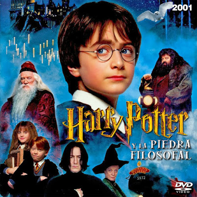 Harry Potter y la Piedra filosofal - [2001]