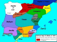 Islam di Andalusia Periode Kerajaan-Kerajaan Lokal