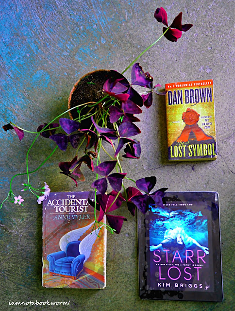 Starr Lost (Starr Fall #2) by Kim Briggs | A Book Review by iamnotabookworm!