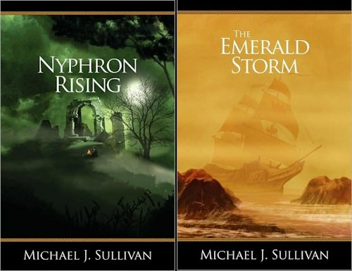 Interview with Michael J. Sullivan - May 25, 2012