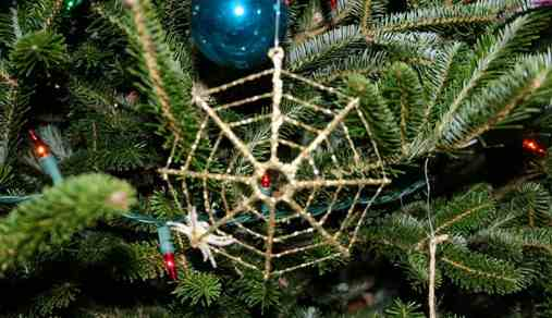 Árbol de Navidad de Ucrania