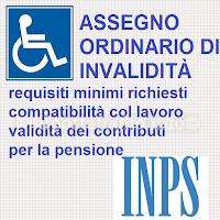 guida completa all'assegno ordinario di invalidità