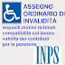 Assegno Ordinario di Invalidità (Requisiti e Importi 2019, Differenze con la Pensione d'Invalidità Civile)