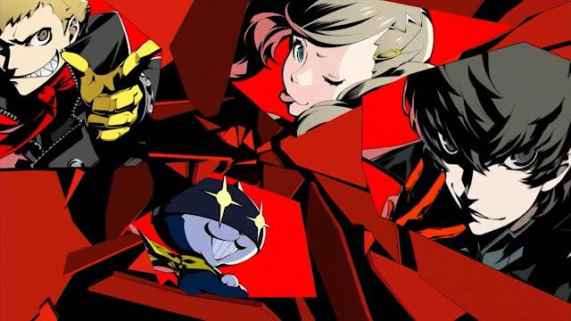 Persona 5 images wallpaper