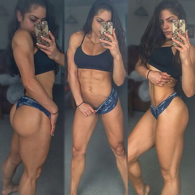 Ariel Khadr IFBB Fitness Pro Instagram photos 2