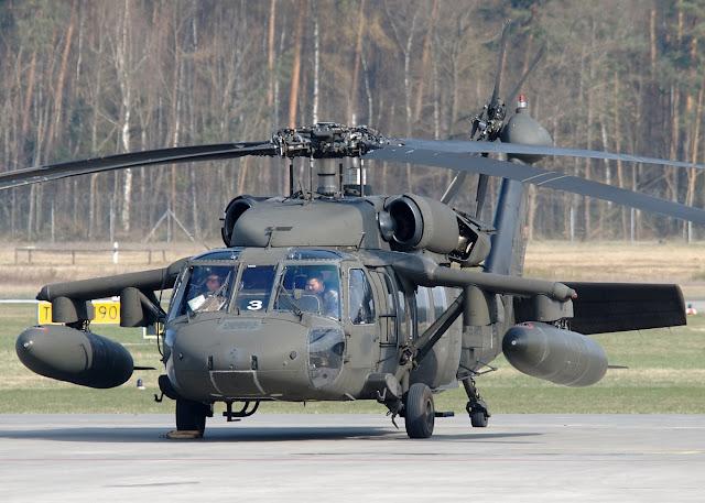 US Army Sikorsky UH-60 Black Hawk