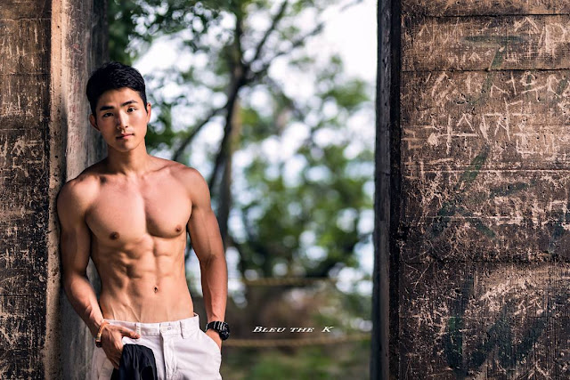 Idong (이동의) | The Hottest Male Fitness Models