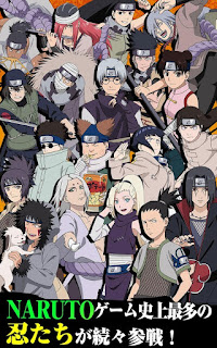 Download Game Naruto shipuden Ultimate Ninja Blazing (Japan) Apk v1.1.3 Mod