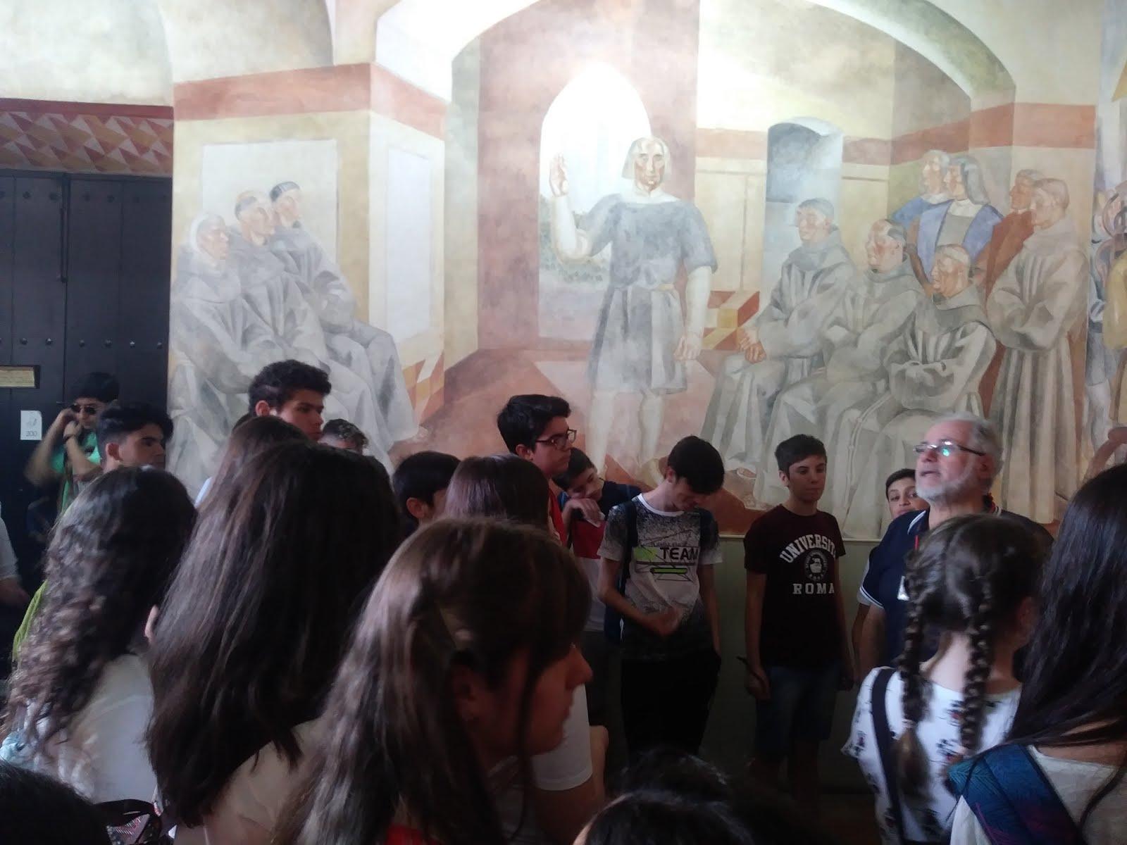 Patrimonio Cultural y Artístico de Andalucía (IES López de