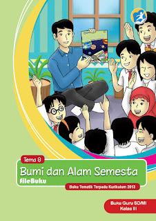 Buku Guru Kelas 3-III Tema 1 (Perkembangbiakan Hewan dan Tumbuhan) Kurikulum 2013 Revisi