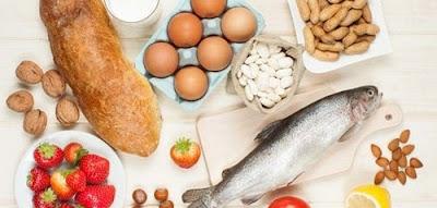 Makanan sehat untuk ibu menyusui agar bayi cerdas
