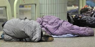 Число бездомных растёт