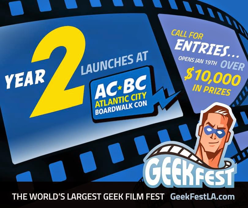 GeekFest Film Fest