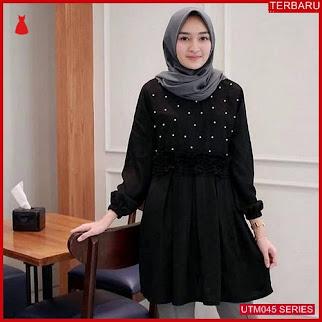 UTM045A52 Baju Alma Muslim Atasan UTM045A52 02D   Terbaru BMGShop