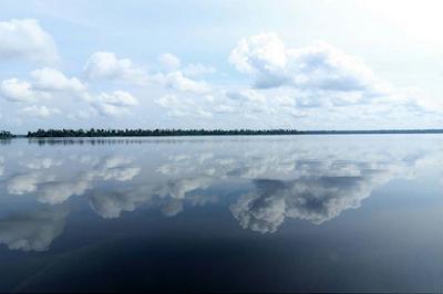 Danau Alam Zamrud Siak