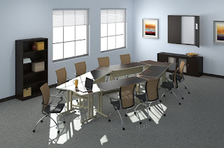 Training Room Furniture from Mayline