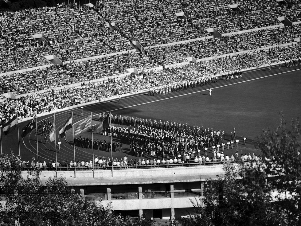 libro teatro dei sogni storia stadio olimpico argentini panella