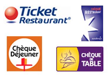 Ticket Restaurant Produits Laitiers