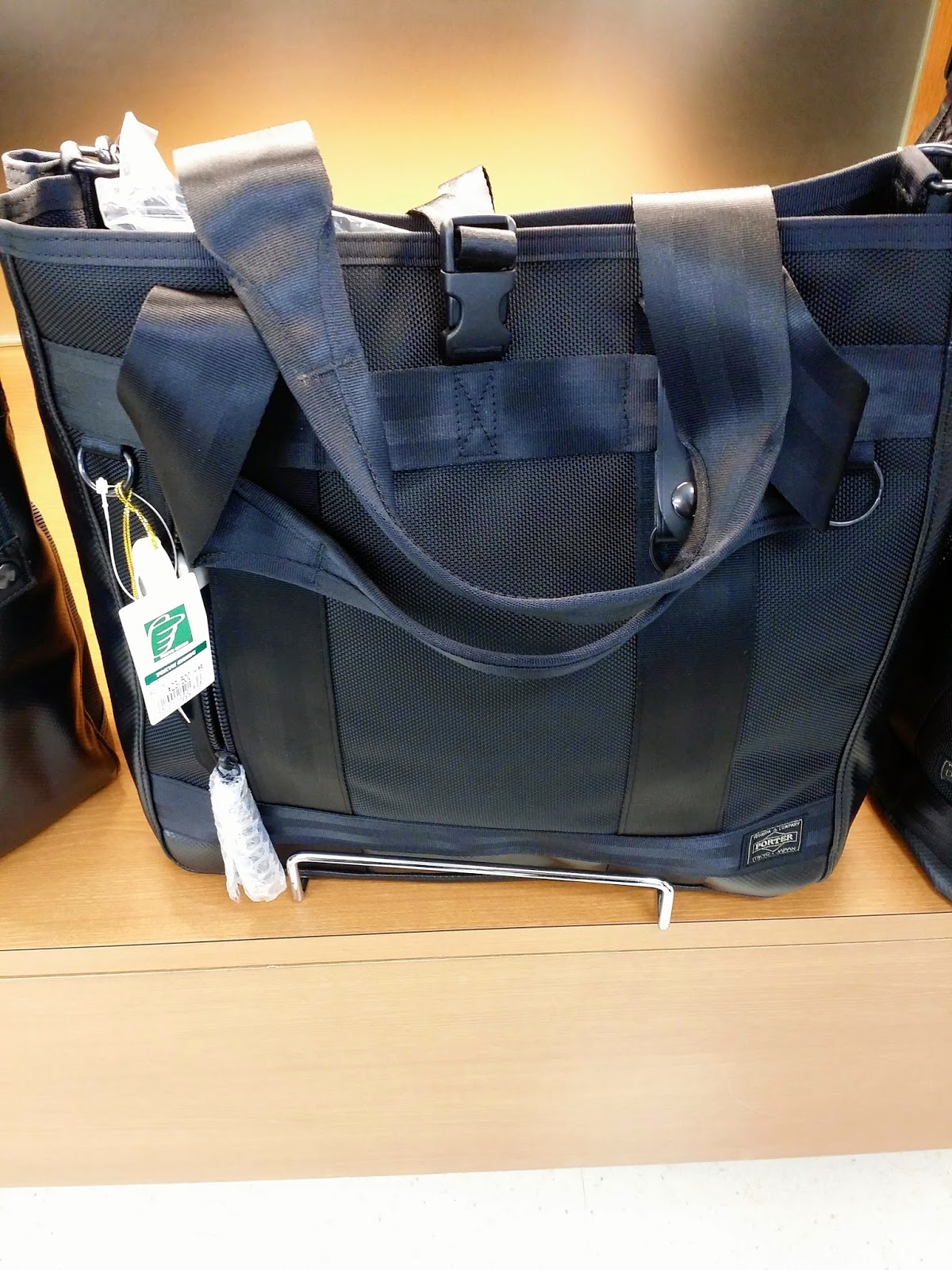 adbbeef573f0e Get their CORDURA bag or canvas products. The nice cutting and the shape of  the bag with the canvas lookalike material makes the bag suitable for work  and ...