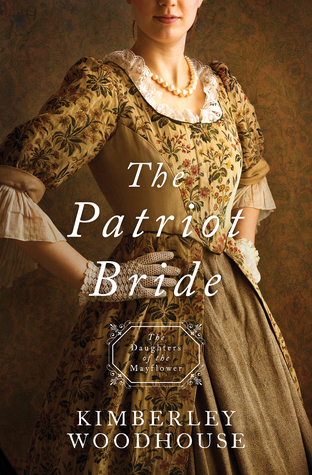 Heidi Reads... The Patriot Bride by Kimberly Woodhouse