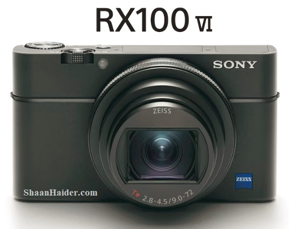 Sony RX100 VI - Full Features, Hardware Specs and Price