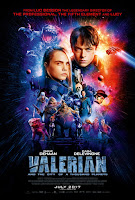 Valerian and the City of a Thousand Planets Movie Poster 13