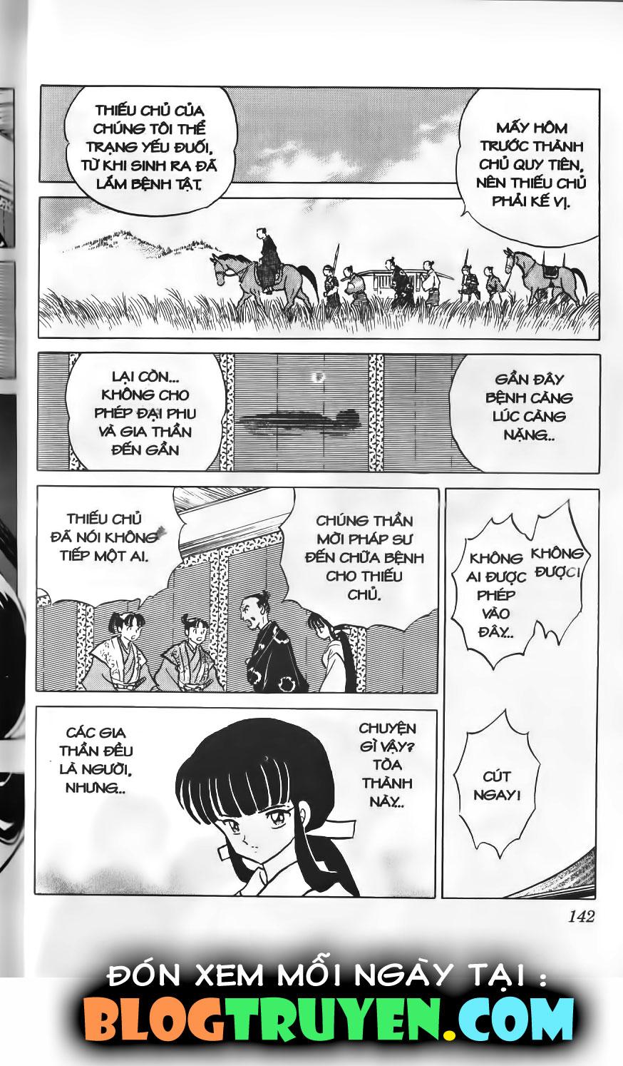 Inuyasha vol 12.8 trang 11