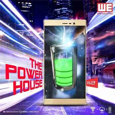 Aamra WE B2 Smartphone