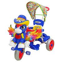 sepeda roda tiga royal sheriff