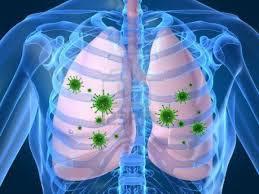 cara mengatasi flek di paru paru secara alami