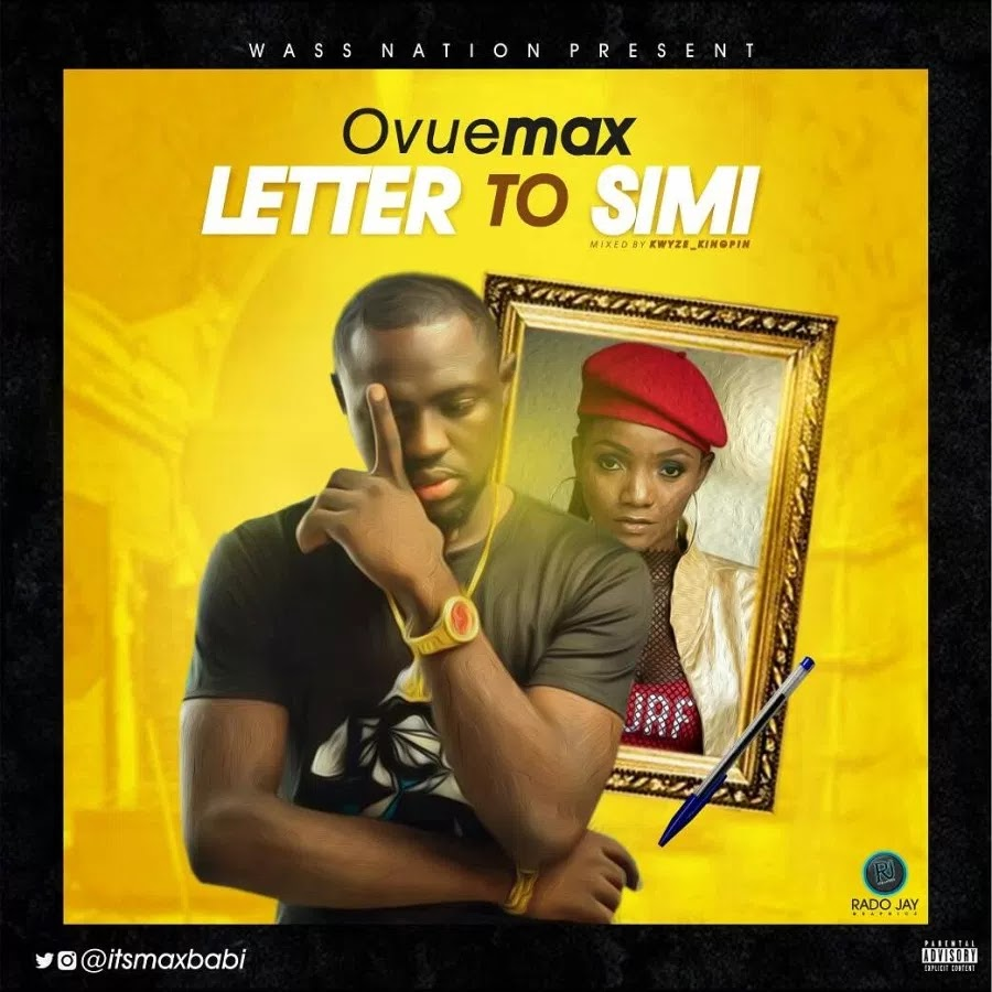 Ovuemax – Letter To Simi