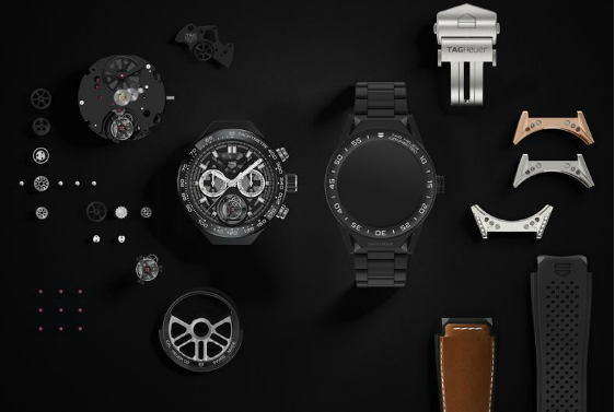 nuovo TAG Heuer Connected Modular 45