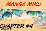 """Hatsune Miku Manga """"Teacher Mix"""" Chapter 04"""