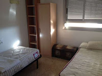 piso en venta plaza padre jofre castellon dormitorio