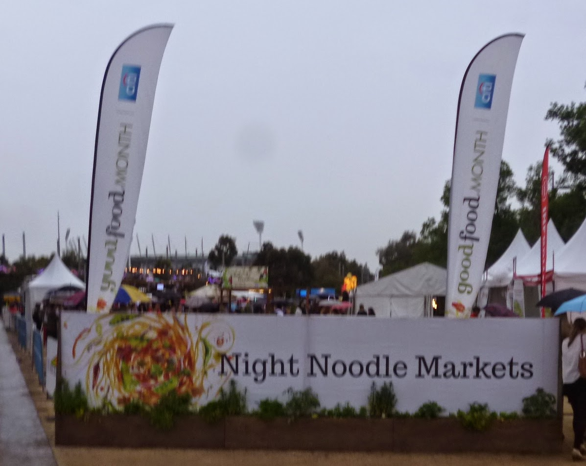 Night Noodle Markets Entrance