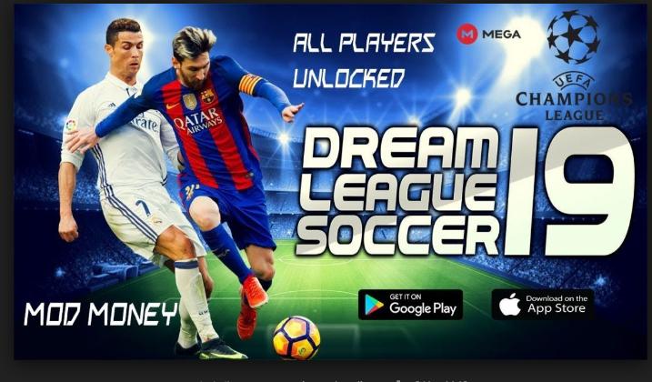 تحميل لعبة Dream League Soccer 2019