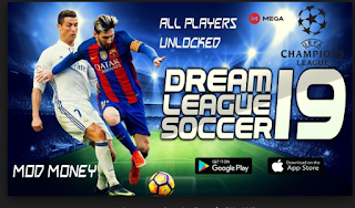 تحميل لعبة Dream League Soccer 2019