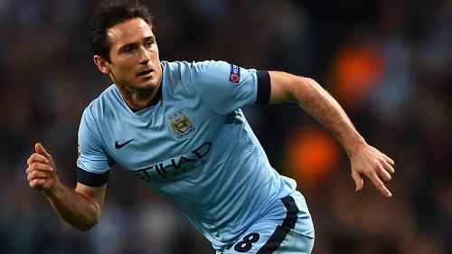 Lampard vẫn tiếp tục được ở lại cùng Man City