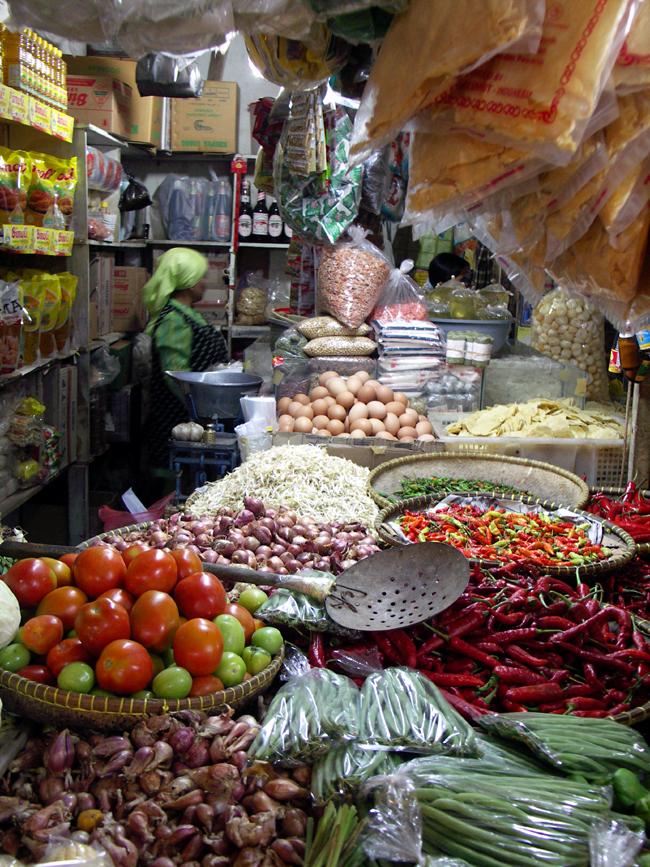 Indonezja - jedzenie, kuchnia indonezyjska