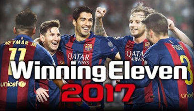 Download Winning Eleven 2017 update Patch Transfer musim 2017