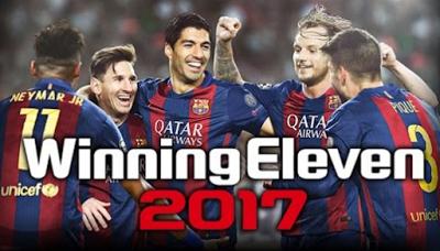 Download Winning Eleven 2017 update Patch Transfer musim 2017