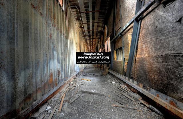wallpaper HD : Vintage Background-Grunge Industrial