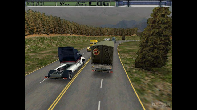 Hard Truck 2: King of the Road Windows game - Mod DB