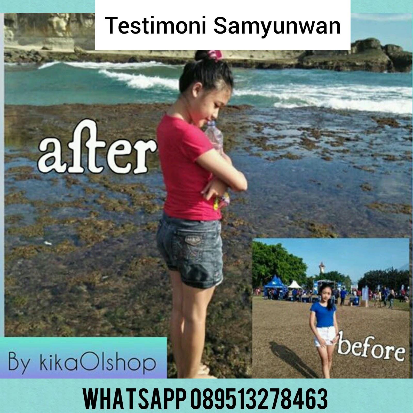 Samyunwan Penggemuk Badan Sam Yun Wan Samyun Wisdom Original Obat Penambah Nafsu Makan Hati Palsu