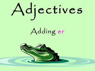 Aturan comparative adjective